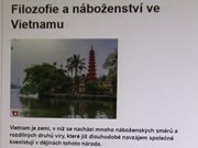 Periódico checo alaba política relativa a asuntos religiosos en Vietnam