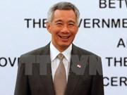 Lee Hsien Loong visita Australia