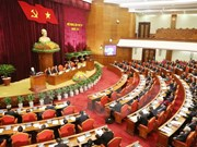 Partido Comunista de Vietnam discute plan de fomento de sus filas