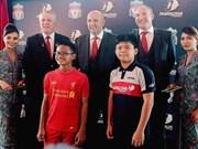 Aerolínea malasia se convierte en socio global de club Liverpool