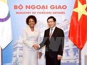 Comunidad francófona es socio importante de Vietnam, dice vicepremier