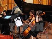 Artistas de Asia y Europa se reúnen en el Festival de Música en Vietnam