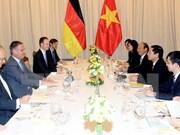 Vietnam y Alemania organizan cuarta reunión del Grupo de Gestión Estratégica