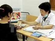 Hanoi ofrece asistencia de seguro médico a portadores de HIV