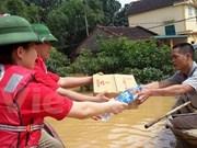 Asistencia urgente para provincias vietnamitas afectadas por inundaciones