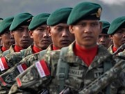 Indonesia y Qatar impulsan cooperación en defensa