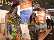 Presentan productos alimenticios de Vietnam en Francia