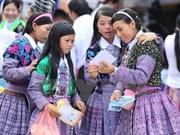Televisión nacional de Vietnam estrena canal en Altiplanicie Occidental