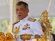 Premier tailandés revela fecha de coronación del príncipe heredero