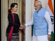 Myanmar e India fomentan cooperación en varios sectores