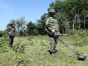 Esmerado Vietnam en remediar secuelas de minas remanentes de guerra pasada