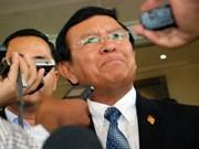Corte Suprema de Camboya interrogará a líder opositor