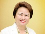 Presidenta de banco vietnamita, empresaria destacada de ASEAN