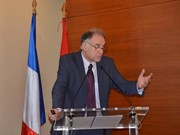 Empresas vietnamitas y francesas analizan oportunidades de cooperación