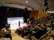 Vietnam participa en XVIII Congreso Mundial de Prensa en Ruso