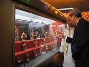 Cultura de Vietnam en Museo de muñecas en India