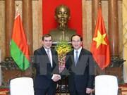 Proponen firmar acuerdo de asistencia mutua en asuntos penales con Vietnam-Belarús