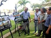 Inauguran en Binh Thuan exposición fotográfica sobre patrimonios vietnamitas