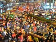 Ciudad Ho Chi Minh creará mapa digital para reducir atascos