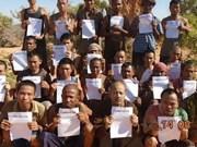 Vietnam apoya repatriación de ciudadanos liberados por piratas somalíes