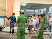 Drogadictos fugitivos retornan al centro de rehabilitación en provincia survietnamit