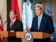 Vietnam insta a Estados Unidos a ratificar Tratado de Asociación Transpacífico