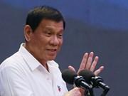 Presidente de Filipinas se reunirá hoy con el premier de Japón