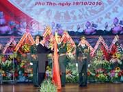 Condecoraciones laosianas a excombatientes internacionalistas vietnamitas