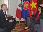 TPP beneficiará a relaciones comerciales Vietnam-México