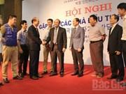 Estimulan inversiones de empresas sudcoreanas en Bac Giang