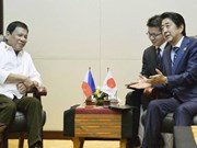 Acuerdan Japón y Filipinas cooperación en seguridad marítima y economía