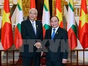 Primer ministro de Vietnam estimula cooperación agrícola con Myanmar