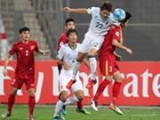 Vietnam no pudo dar la sorpresa ante Japón en campeonato regional de fútbol