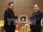Premier vietnamita se reúne con excanciller tailandés