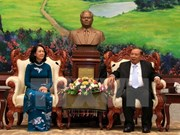 Vietnam y Laos intensifican intercambios teóricos