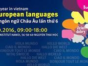 Celebran en Hanoi el Día Europeo de las Lenguas