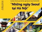 Inauguran los Días de Seúl en Hanoi