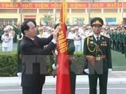 Academia de Técnica Militar distinguida en su 50 aniversario de fundación