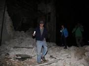 No reportan victimas vietnamitas en terremoto en Italia