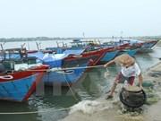 Cuestión de incidente ambiental en Centro de Vietnam se resuelve activamente