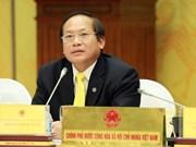 Agencias de noticias deben operar bajo principios, destaca ministro vietnamita
