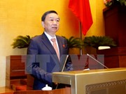 Parlamento de Vietnam analiza hoy planes de finanzas e inversión pública