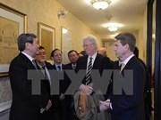 Miembro del Buró Político del PCV concluye visita a EE.UU.