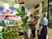 Primera exhibición sobre alimentos, bebidas y embalaje en Hanoi