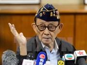 Fidel Ramos renuncia como enviado del presidente filipino sobre China