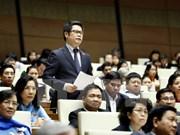 Parlamento de Vietnam centra sesión de trabajo en asuntos económicos