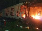 Tres muertos en una cadena de atentados en el sur de Tailandia