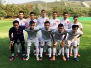 Vietnam aspira a título en la Copa regional de fútbol