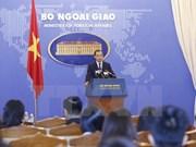Vietnam saluda solución de Filipinas de cuestión relacionada con pescadores