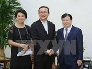 Viceprimer ministro de Vietnam recibe a ejecutivo del Grupo tailandés Amata